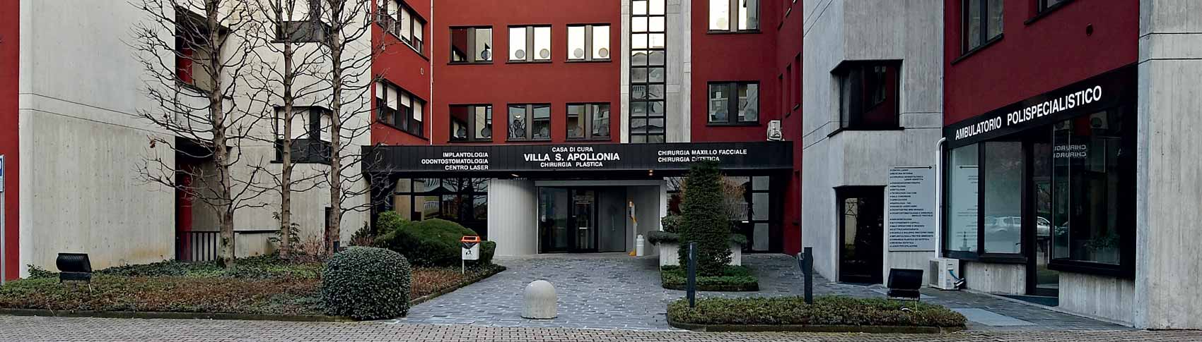 Villa Sant'Apollonia - Entrata